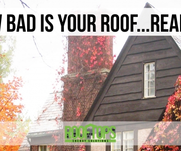How Bad is Your Roof? | Roofing Boise