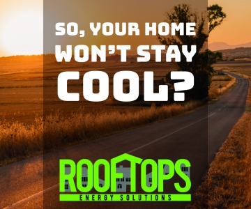 So, Your Boise Home Won't Stay Cool? | Windows Boise