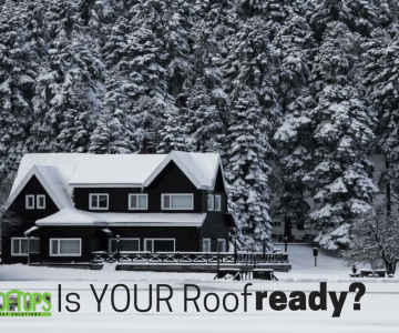 Repairing Your Roof Before Winter | Boise Roofing